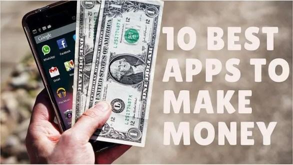 best apps to make money