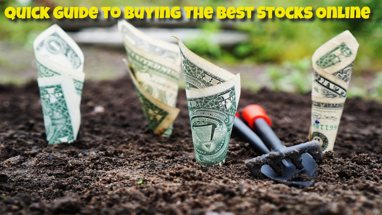 Quick Guide to Buying The Best Stocks Online