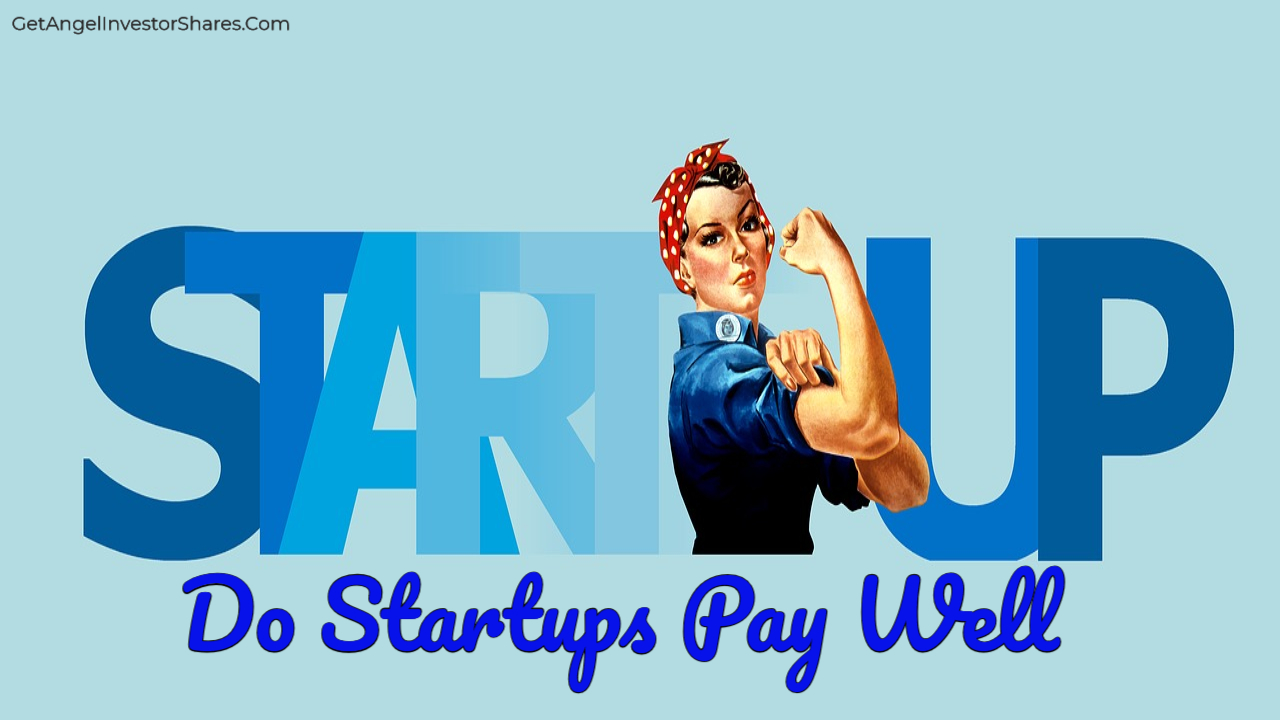 Do Startups Pay Well