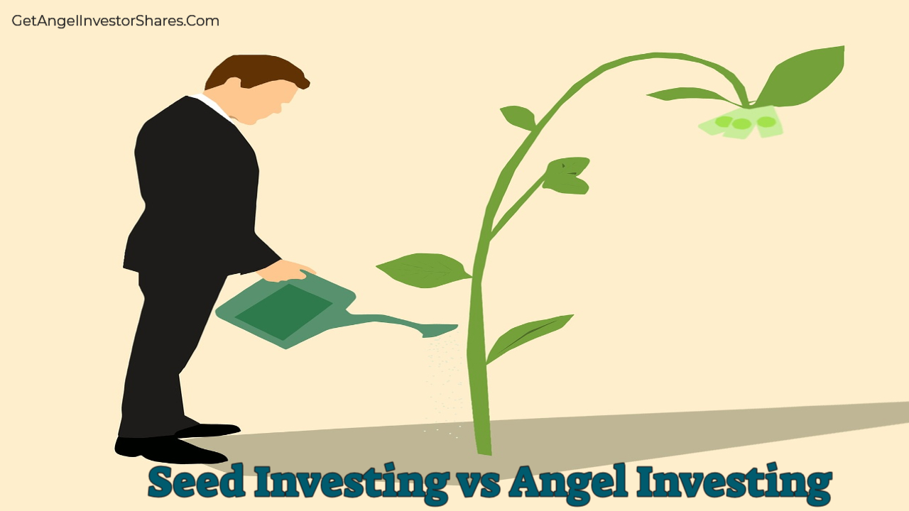 Seed Investing vs Angel Investing