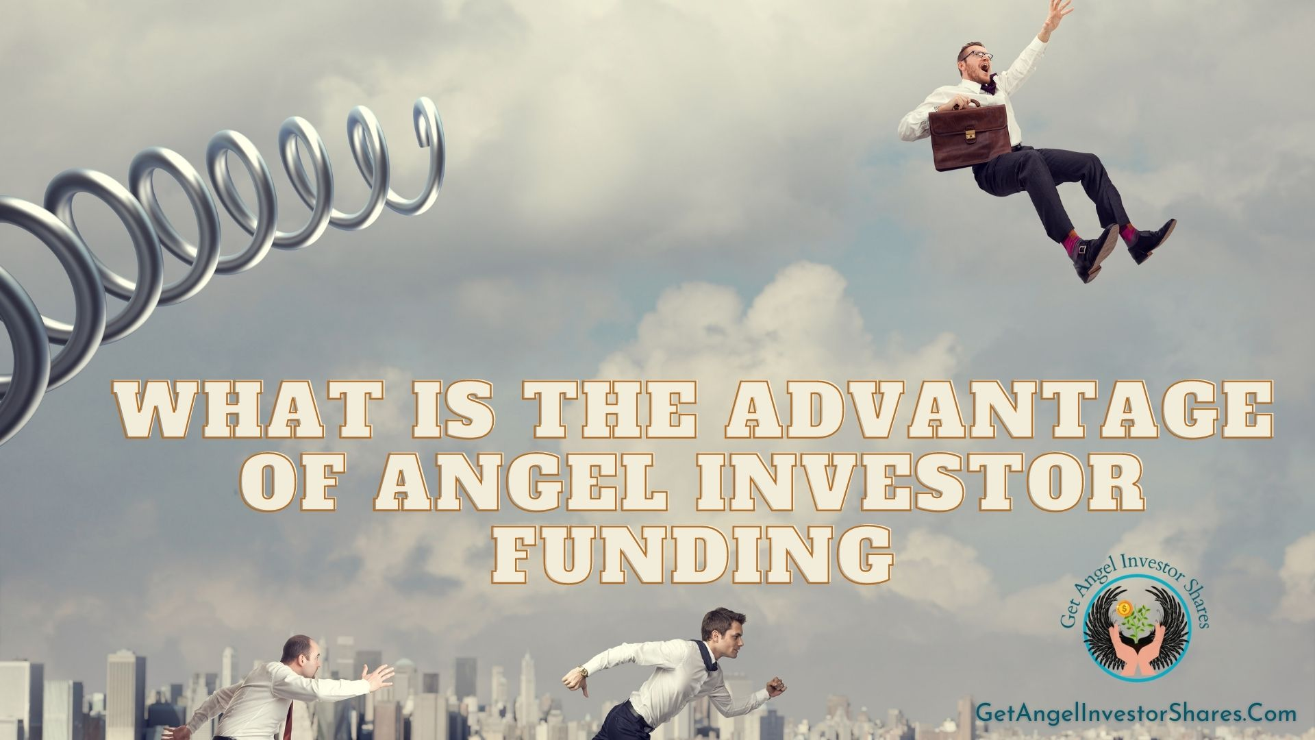 what is the advantage of angel investor funding