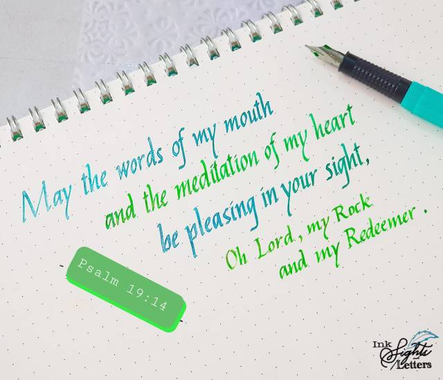 Words of Wisdom for learners and mentors. May these words of my mouth and this meditation of my heart be pleasing in your sight, Lord, my Rock and my Redeemer.