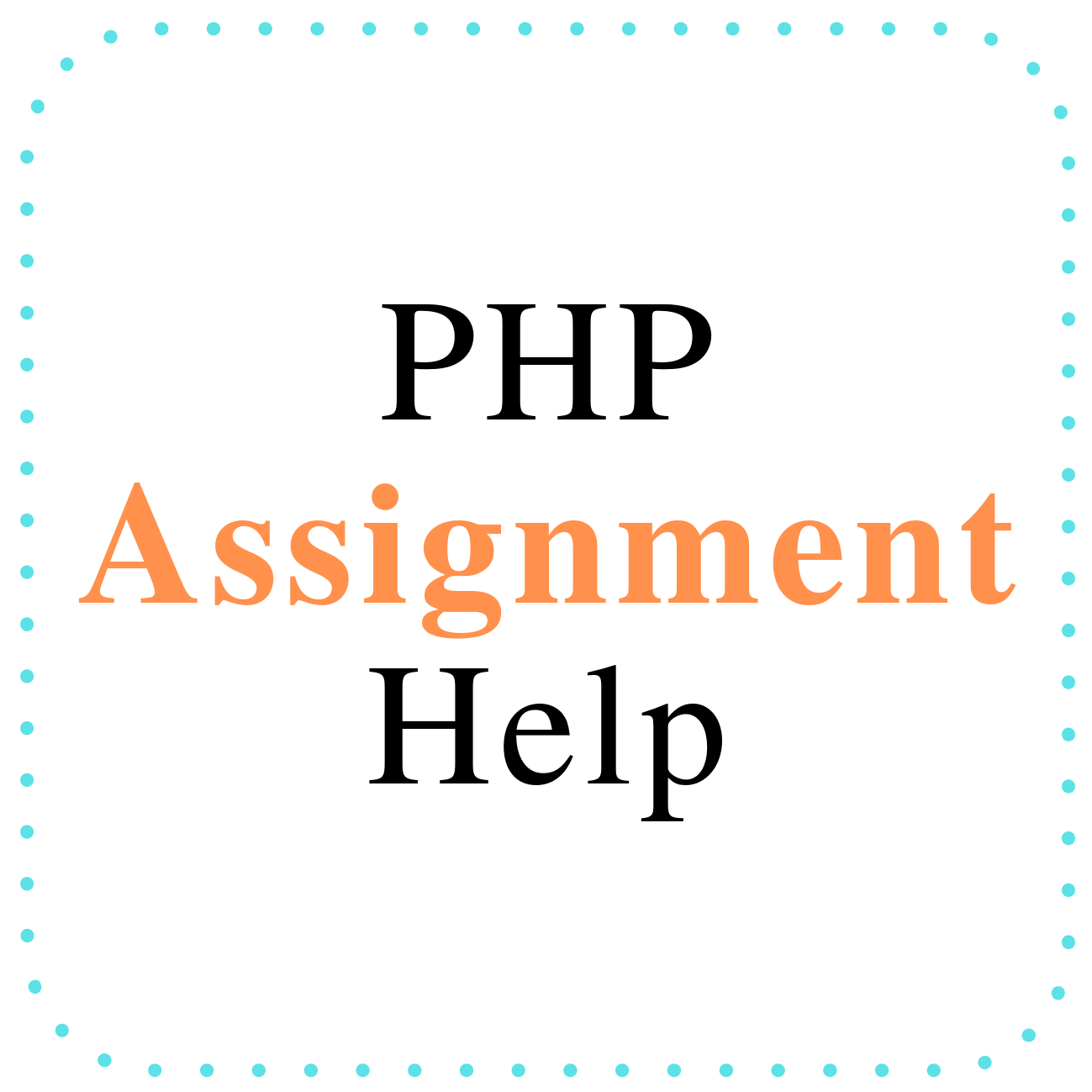 PHP Assignment Help by Professional experts