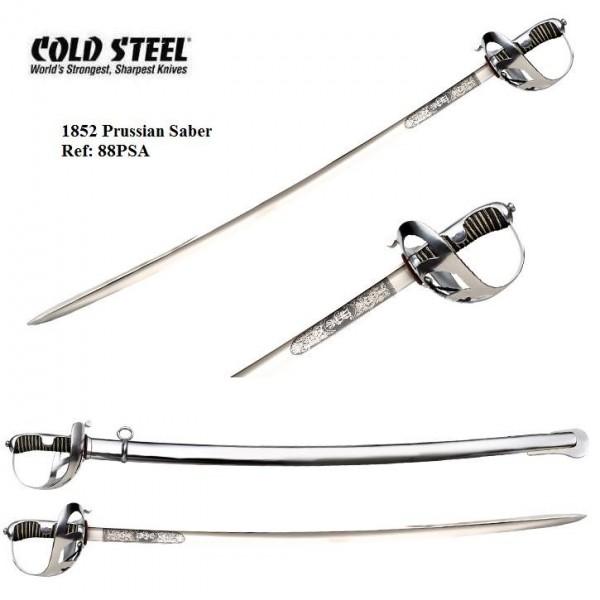 Prussian Saber 1852 Cold Steel 88PSA