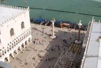 The Piazzetta San Marco