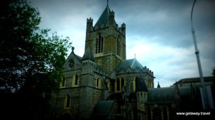 Cathedral in Dublin