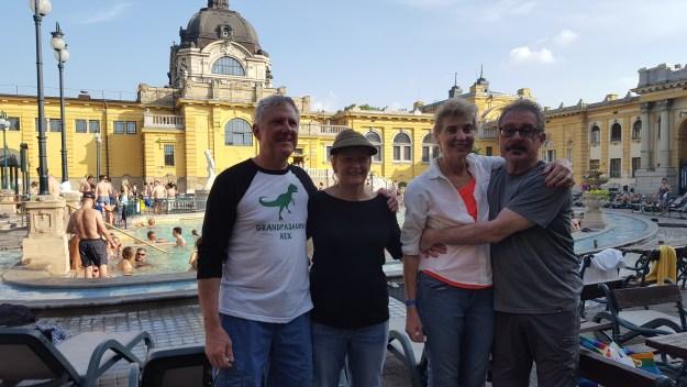 Széchenyi thermal bath Budapest_4