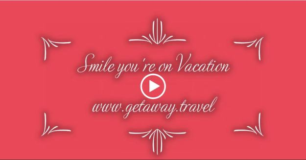 Smile You're on vacation cover pic