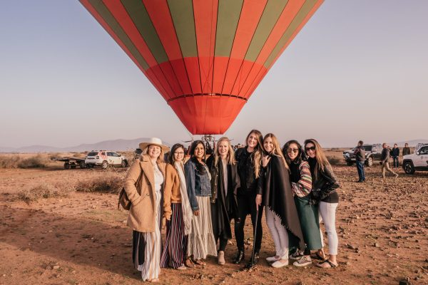 Travel Girls Getaways Morocco Trip