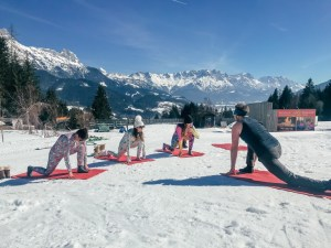 we are travel girls austria ski retreat