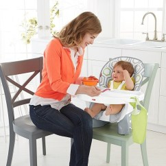 Fisher Price Spacesaver High Chair Cover Best For Back Surgery Recovery Review Getbabychair Com
