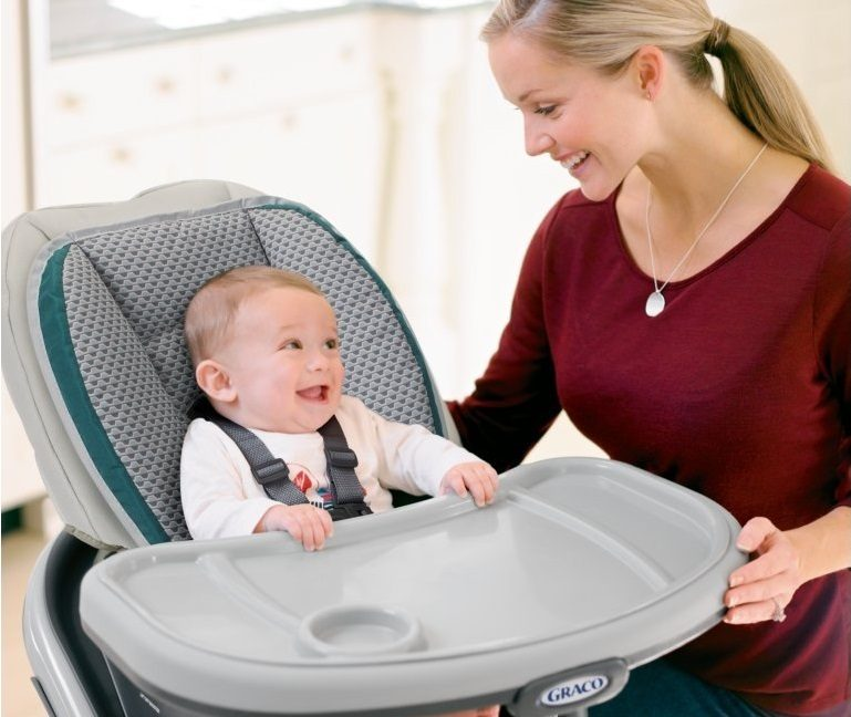 graco high chair 4 in 1 lina leather folding blossom convertible review getbabychair com