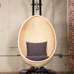 Hanging Chair Trolley Best Non Rolling Office Engine Hoist With Nanna Ditzel Egg Vintage