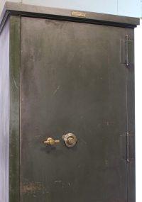 Vintage Industrial Steel Safe by Safe-Cabinet Co ...