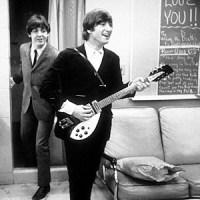 El rider de los Beatles