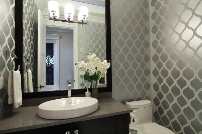 Latest bathroom ideas for half baths #halfbathroomideas #smallbathroomideas #bathroomdesignideas