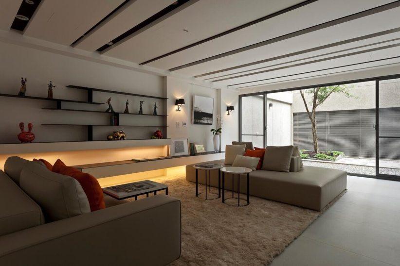 Extraordinary living room design #minimalistinteriordesign #minimalistlivingroom #minimalistbedroom