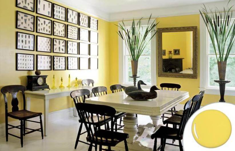 Best dining room pictures for walls #diningroompaintcolors #diningroompaintideas