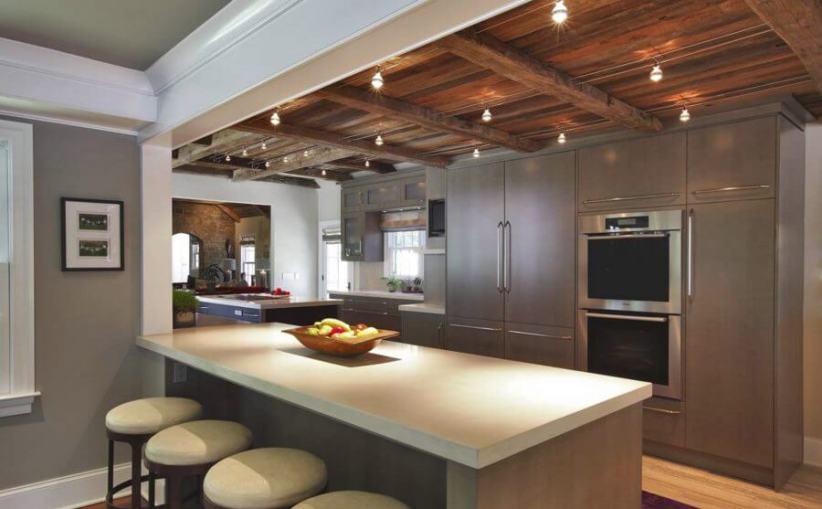Wonderful ceiling kitchen lamps #kitchenlightingideas #kitchencabinetlighting