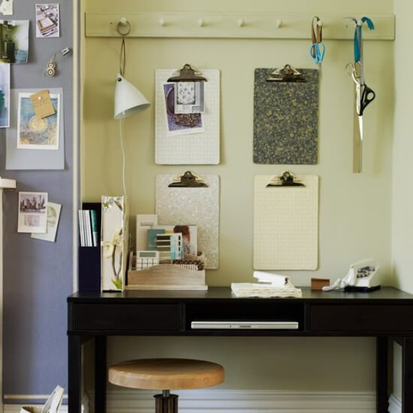 Colorful home office design ideas #homeofficedesign #homeofficeideas #officedesignideas