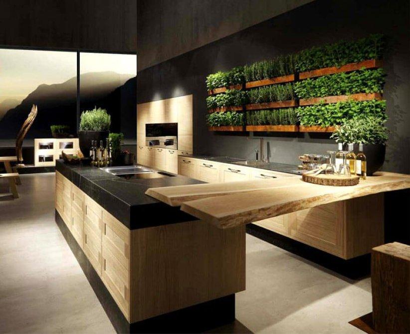 Popular best kitchen #kitcheninteriordesign #kitchendesigntrends