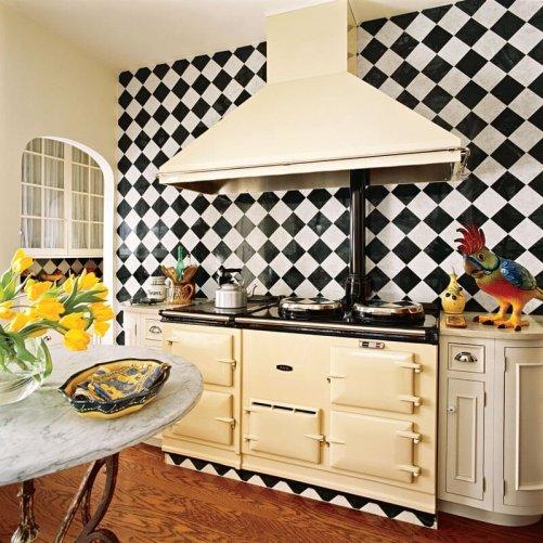Colorful kitchen photos #smallkitchenremodel #smallkitchenideas