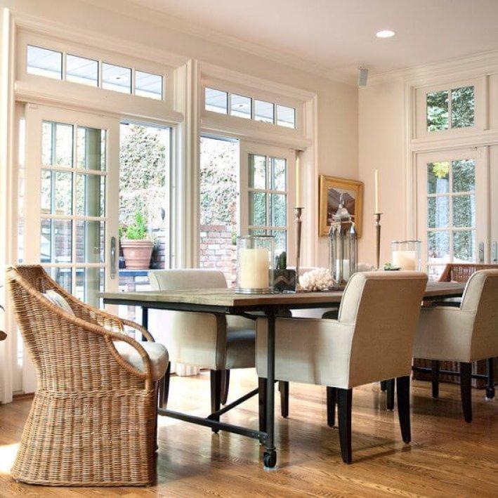 Cool brown dining room ideas #diningroompaintcolors #diningroompaintideas