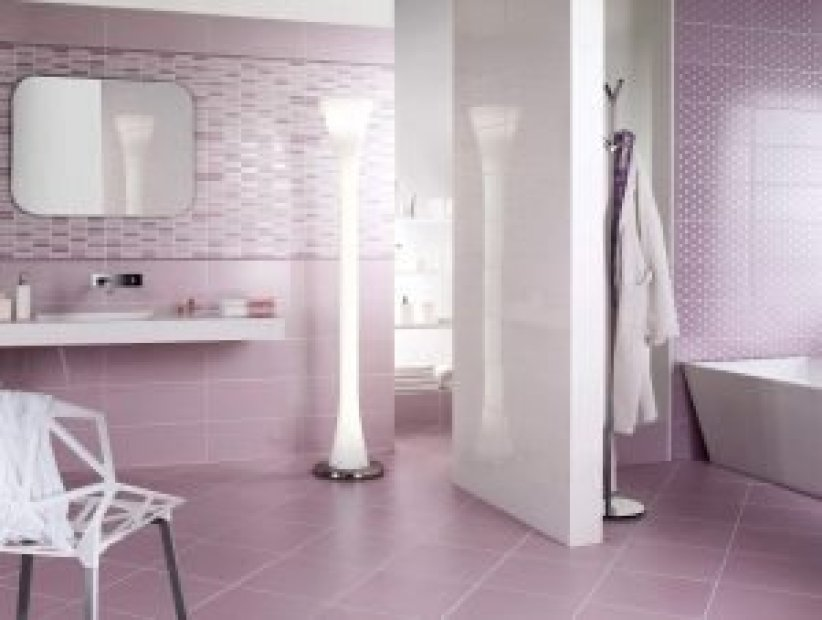 Colorful modern tiles bathroom design #bathroomtileideas #bathroomtileremodel