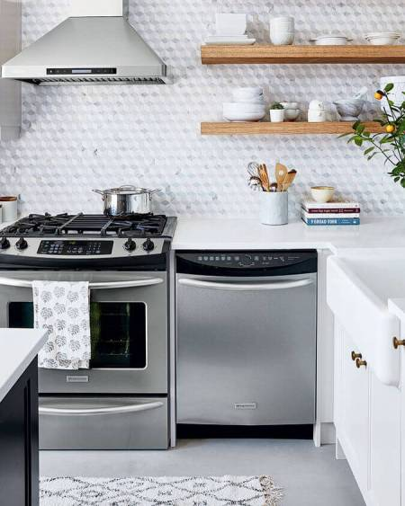 Amazing new kitchen ideas #smallkitchenremodel #smallkitchenideas