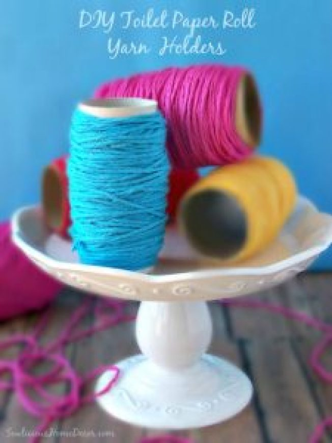 Awesome craft using tissue roll #toiletpaperrollcrafts #diytoiletpaperroll #toiletpaper