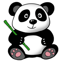 How to Draw A Panda Tutorial - Easy Step By Step [You Need 10 Seconds]