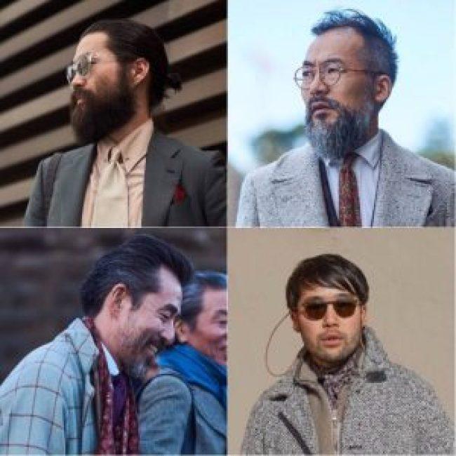 Staggering men's facial hair #beardstyles #beardstylemen #haircut #menstyle