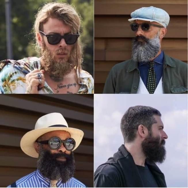 Eye-opening short beard styles #beardstyles #beardstylemen #haircut #menstyle