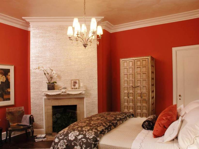 Staggering best paint for bedroom #bedroom #paint #color
