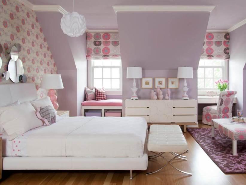 Brilliant girls bedroom decor ideas #bedroom #paint #color