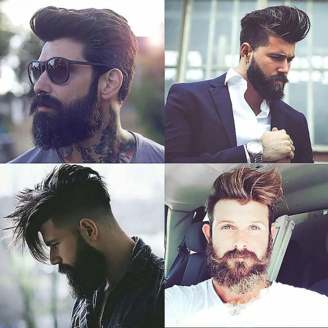 Unleash beard styles 2017 #beardstyles #beardstylemen #haircut #menstyle