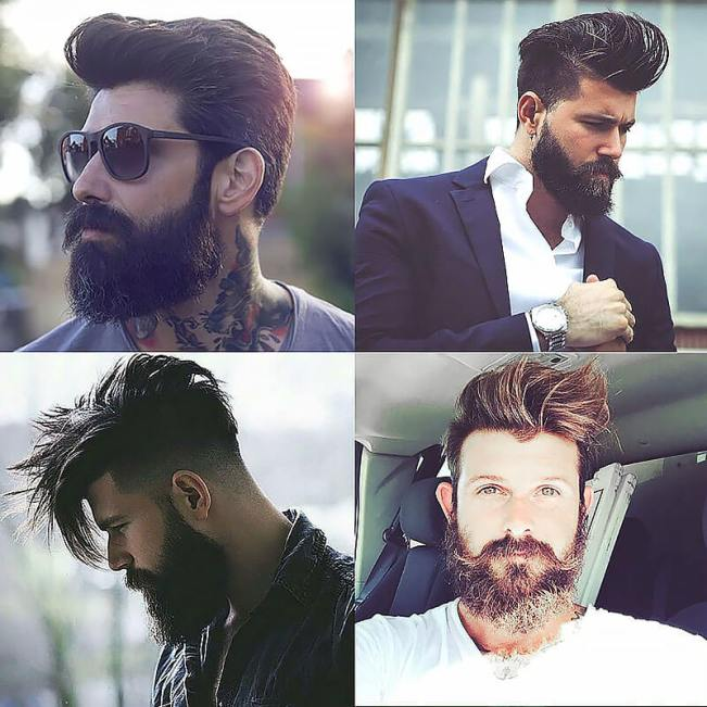 Unleash beard styles 2017 #beardstyles #beardstylemen #haircut #menstyle