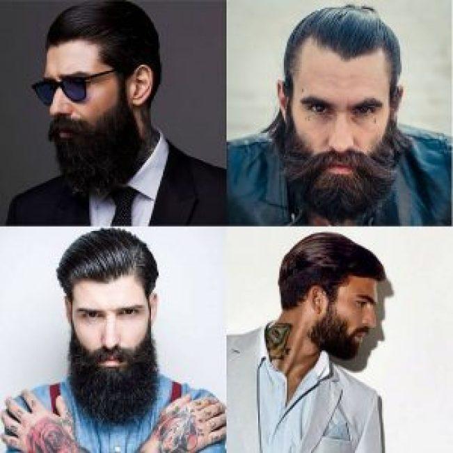Famous beard trim styles #beardstyles #beardstylemen #haircut #menstyle