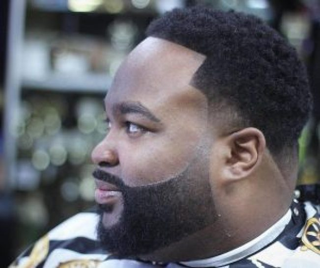 By Photo Congress || Full Beard With Taper Fade