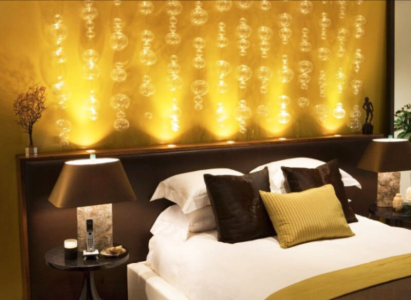 Astonishing bed painting ideas #bedroom #paint #color