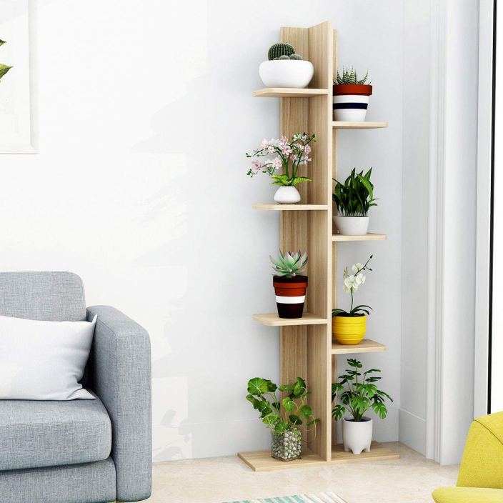 Extraordinary wall mounted plant holder #diyplantstandideas #plantstandideas #plantstand