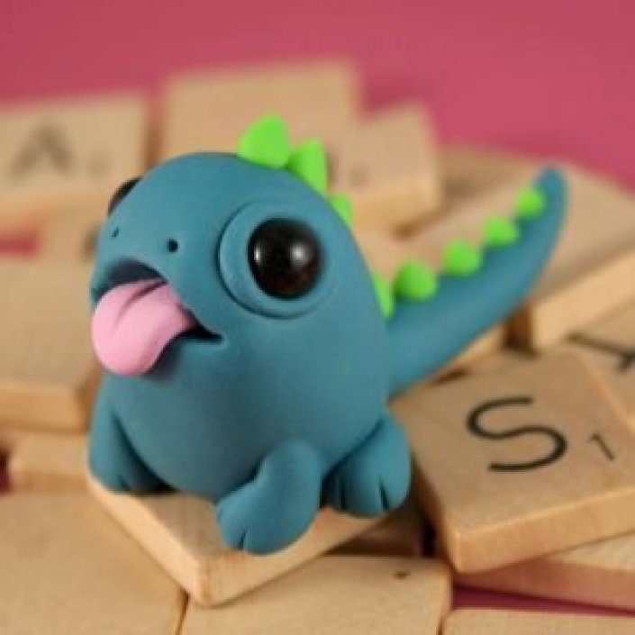 Staggering unique polymer clay ideas #polymerclayideas #airdryclayideas #clayideas