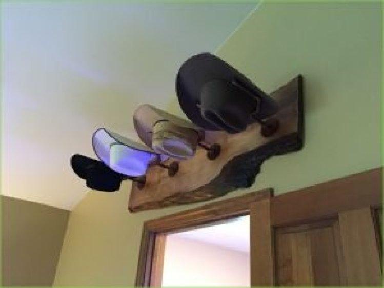 Excited coat hooks wall mounted #diyhatrack #hatrackideas #caprack #hanginghatrack