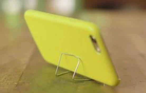 Remarkable diy phone stand binder clips #diyphonestandideas #phoneholderideas #iphonestand