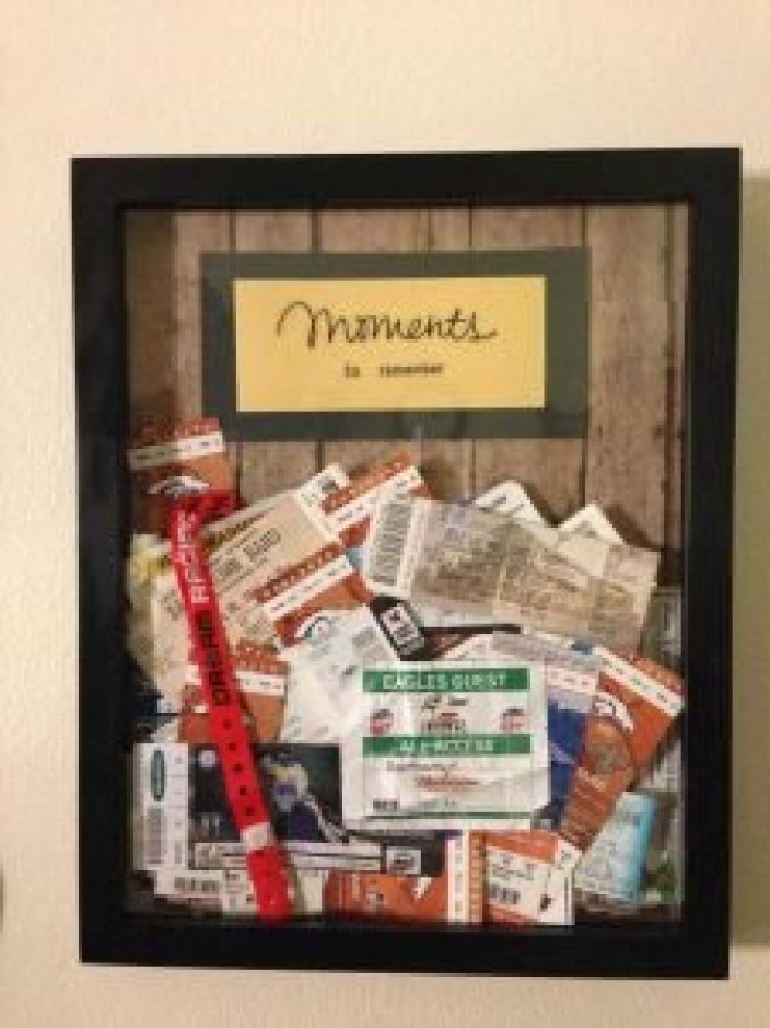 Unique shadow box ideas with pictures #shadowboxideas #giftshadowbox #shadowboxideasmilitary