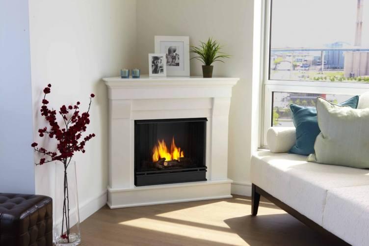 Unbeatable corner fireplace ideas #cornerfireplaceideas #livingroomfireplace #cornerfireplace