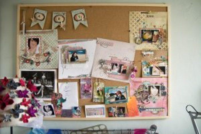 Miraculous spring bulletin boards #corkboardideas #bulletinboardideas #walldecor