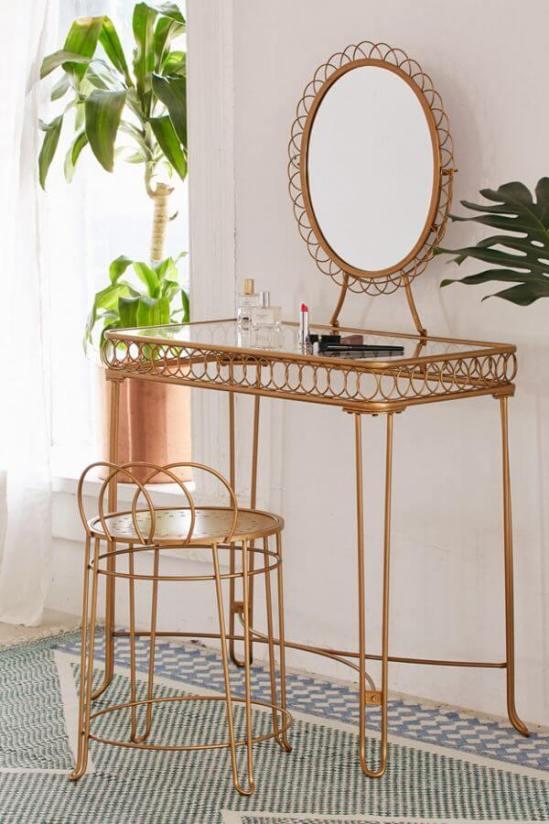 Breathtaking room ideas for makeup #makeuproomideas #makeupstorageideas #diymakeuporganizer