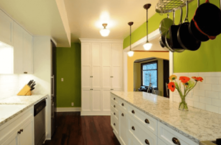 Awesome blue paint colors for kitchen #kitchenpaintideas #kitchencolors #kitchendecor #kitcheninspiration