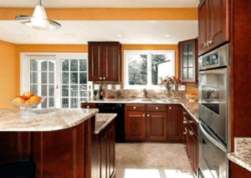 Trending grey paint colors for kitchen #kitchenpaintideas #kitchencolors #kitchendecor #kitcheninspiration